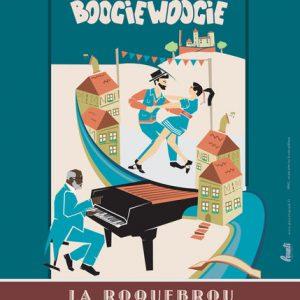 Concert Gospel – Boogie Woogie Laroquebrou