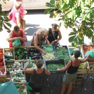 Marché hebdomadaire de Lafeuillade-en-Vézie