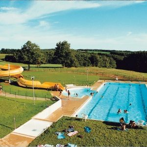 Camping municipal Les Parrines