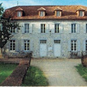 Gîte Mairie de St Gérons 1