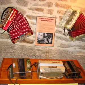 Musée de l'accordéon et des instruments de musique populaire