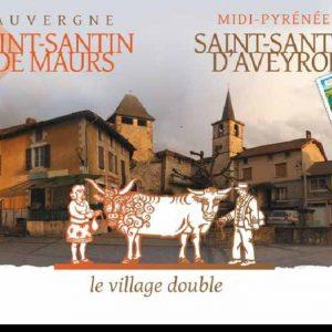 Espace muséographique : Histoire de Saint-Santin