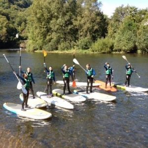 Stand Up Paddle accompagné – Asvolt