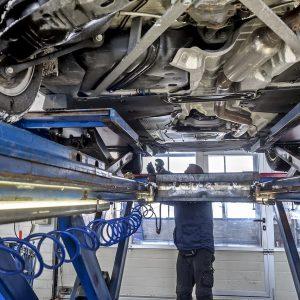 Contrôle Technique Automobile DEKRA