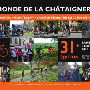 32ème Ronde de la Châtaigneraie à Montsalvy