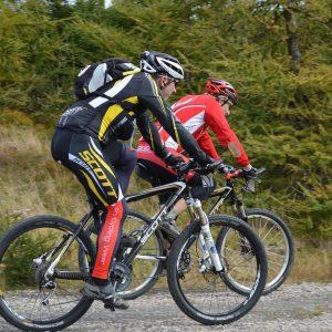 Randonnée cyclotouriste VTT La Transmaursoise