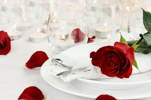 Dîner St Valentin