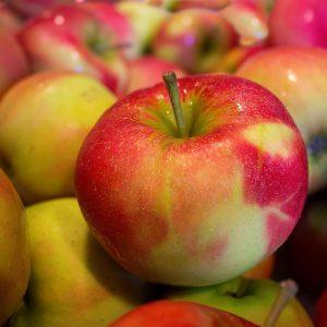 Foire aux pommes à Saint Mamet