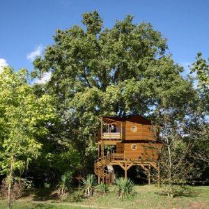 La cabane de la Tomette