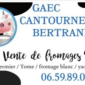GAEC Cantournet -Bertrand