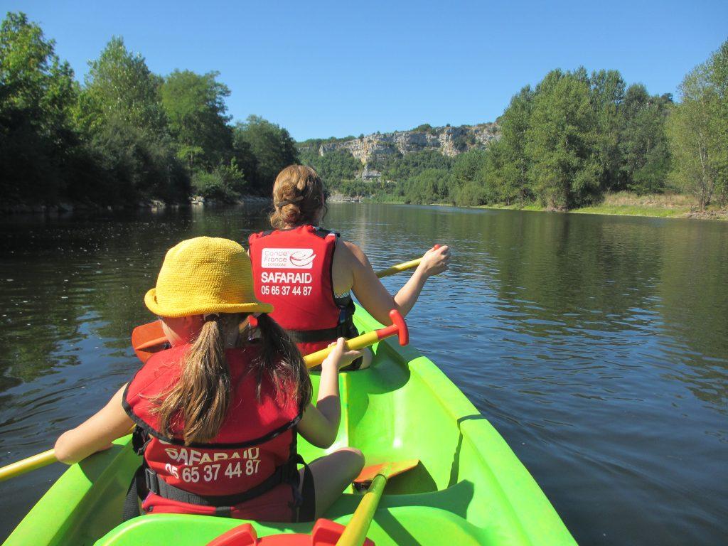 Safaraid Dordogne - Canoë kayak - Office de tourisme de la