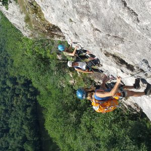 Escalade & Via ferrata – Escapade nature pays d'Argentat