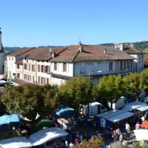 Cité médiévale de Maurs la Jolie
