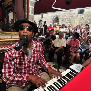 22ème Festival International de Boogie Woogie à Laroquebrou