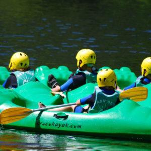 Découverte du kayak Spécial Petits – Asvolt