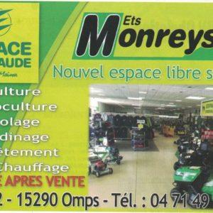 ETS MONREYSSE