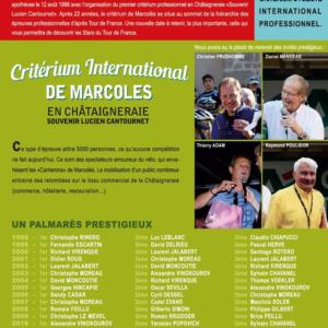 ANNULÉ – Critérium International de Marcolès