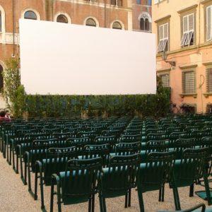 Cinéma en plein air à Maurs