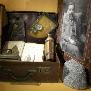 Cabinet de curiosités Marcellin Boule