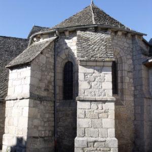 Eglise de Labesserette