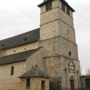 Eglise de Rouffiac