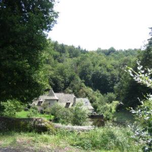 Des moulins à la Vallée du Goul