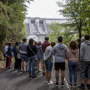 SUSPENDU – Visite du barrage de St Etienne Cantalès
