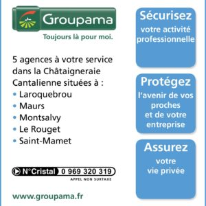 Agence Groupama – Montsalvy