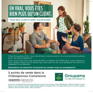 Agence Groupama – Saint Mamet