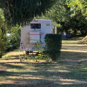 Aire de camping cars de Viescamp