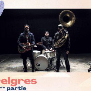 Delgres + Blackbird Hill en concert à laroquebrou