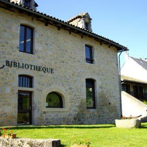 Mediathèque de Laroquebrou