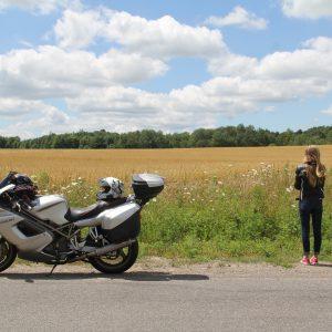 Circuit Moto – Au départ de Montsalvy