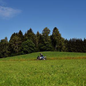Circuit Moto – Au cœur de la Châtaigneraie