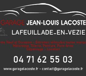 Garage Jean-Louis Lacoste