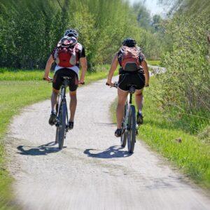 Circuit cyclo – La Châtaigneraie entre Cère et Rance