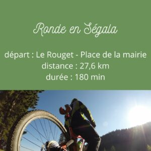 Circuit VTT – Ronde en Ségala